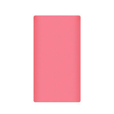 Buy PINK Silicone Gel Rubber Case For 10000mAh Xiaomi Cover Power Bank 2 Cover for $2.13 in GearBest store