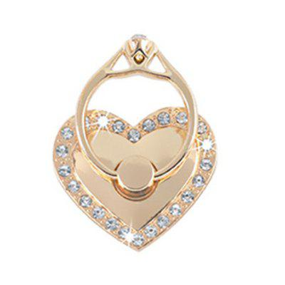 Holder Metal for iPhone Xiaomi Huawei All Phone Finger Ring Mobile Smartphone Holder Stand Diamond
