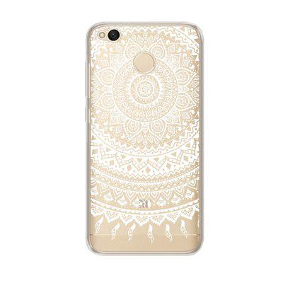 Color Pattern Soft TPU Back Phone Case for Xiaomi Redmi 4X