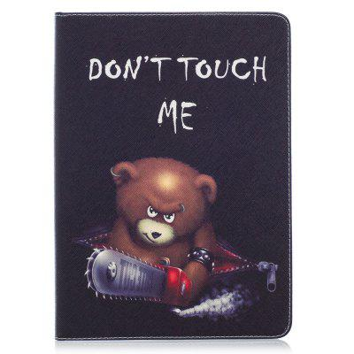 Bear Painted Ultra Slim PU Leather Flip Stand Case for iPad 9.7 2017iPad Cases/Covers<br>Bear Painted Ultra Slim PU Leather Flip Stand Case for iPad 9.7 2017<br><br>Features: Full Body Cases, With Credit Card Holder, Anti-knock<br>Material: PU Leather, TPU<br>Package Contents: 1 x iPad Case<br>Package size (L x W x H): 24.00 x 18.00 x 2.00 cm / 9.45 x 7.09 x 0.79 inches<br>Package weight: 0.2300 kg<br>Style: Pattern
