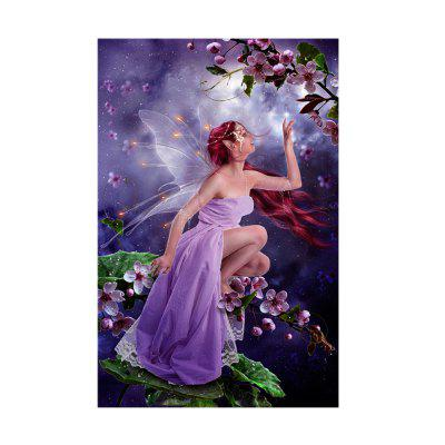 Character Butterfly Fairy Prints Diamond Paintings