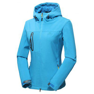 2017 Women Causal Sports Water Proof Softshell.
