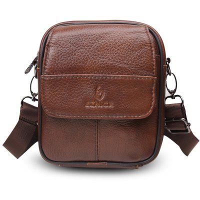 Genuine Leather Bags Messenger Bag for Men