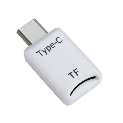 USB 3.1 Type-C Card Reader  OTG Adapter Micro SD TF Card