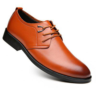 Hommes Mode Affaires Occasionnel Confort Loisirs Chaussures Chaussures