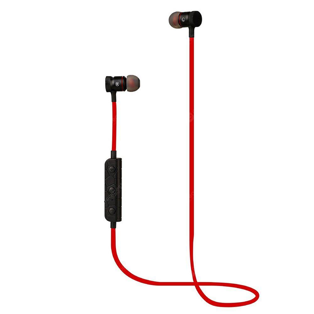 M90 Super Bass Magnetic Suction Wireless Bluetooth Headset Stereo Sport Earphone 4.1 Version