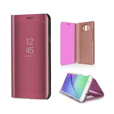 Oryginalny Mirror Clear View Smart Cover Phone With Rouse Slim Flip do Huawei Mate 10 Case
