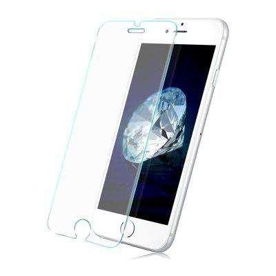 Anti-Scratch Tempered Glass Screen Protector for iPhone 7 / 8IPhone Screen Protectors<br>Anti-Scratch Tempered Glass Screen Protector for iPhone 7 / 8<br><br>Compatible Phone Brand: Apple iPhone<br>Features: Protect Screen, Anti scratch, High-definition<br>For: Cell Phone<br>Mainly Compatible with: iPhone 8, iPhone 7<br>Material: Tempered Glass<br>Package Contents: 1 x Protective Screen , 1 x Professional Screen Wipe Towelette<br>Package size (L x W x H): 19.00 x 10.00 x 0.50 cm / 7.48 x 3.94 x 0.2 inches<br>Package weight: 0.0350 kg<br>Surface Hardness: 9H<br>Thickness: 0.26mm<br>Type: Screen Protector