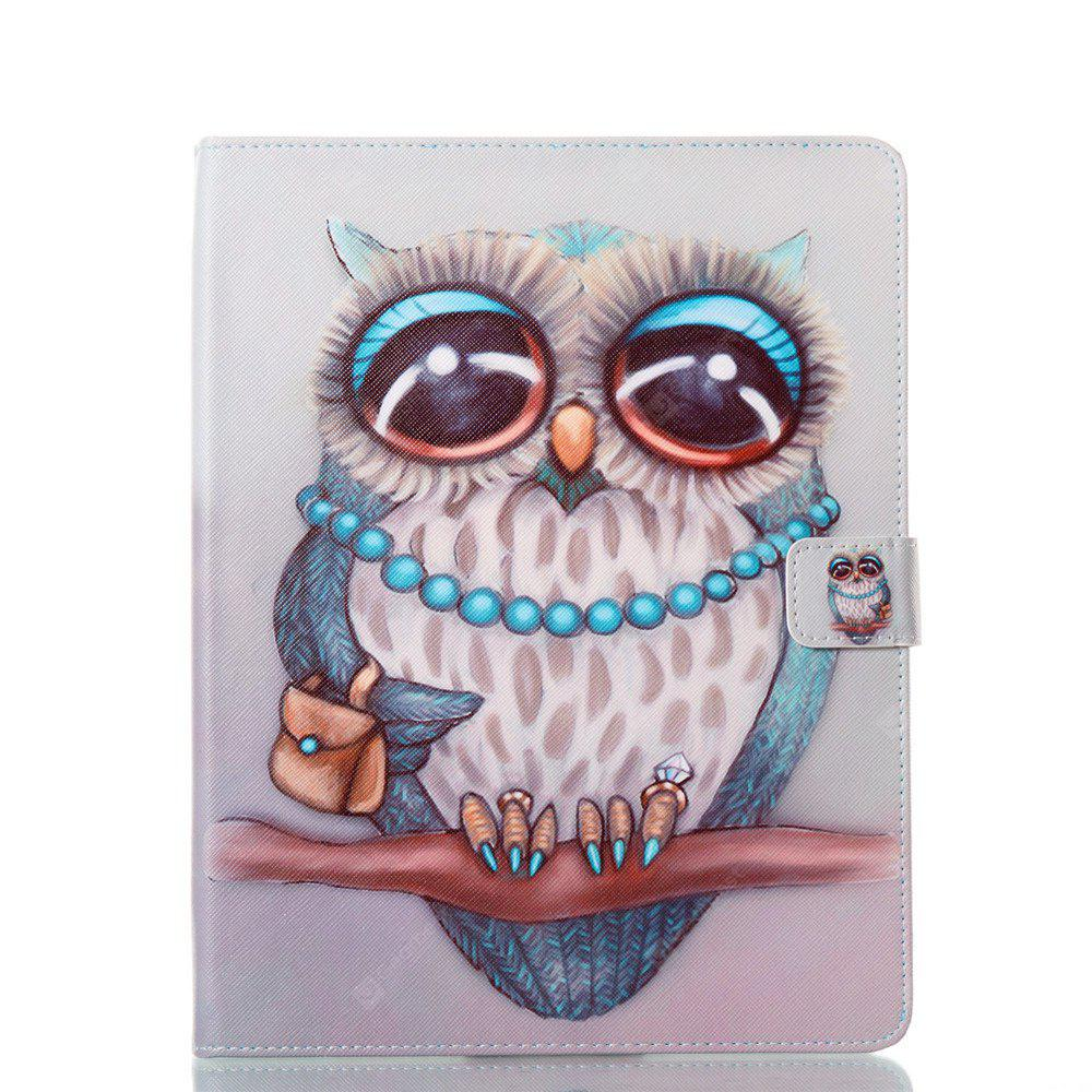 Case for iPad 2 3 4 9.7inch Stay adorable Owl Magnetic PU IMD Leather Smart Stand Case Cover For iPad 2 iPad 3 iPad 4