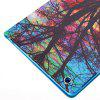 Tablet Case For Ipad 234 Pad Cover 9.7 Inch Sunset color tree PU Leather Folding Folio Protective Shell For Ipad 2 3 4 - COLORMIX