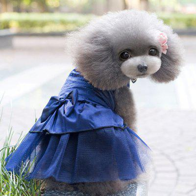 Lovoyager TZ1127 New Style Pet Dog Dress for Summer