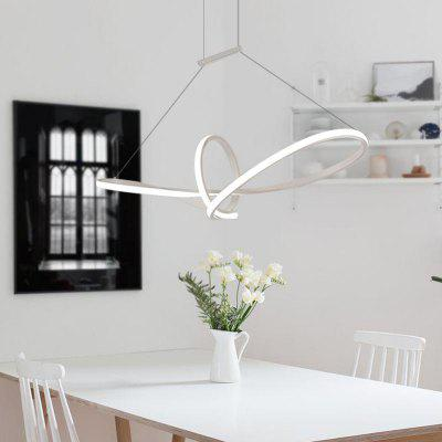 Modern White LED Pendant lamp Creative Style for Office Room  Living Dining Room Bedrooms