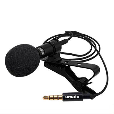 XY - MKF03 Home Professional Clip Microphone Mini Recording Microphone