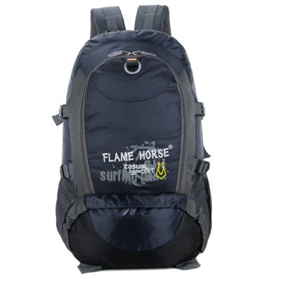 FLAMEHORSE 40L Outdoor Sports Travel Bag Men'S Ladies Hiking Backpack