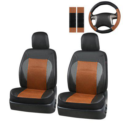 Gearbest Car-pass Universal Pu Leather