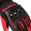 Riding Tribe MTV - 08 Motocross Touch Screen Waterproof Warm Gloves - RED