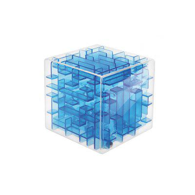 3D Labyrinth Ball Cube Toy