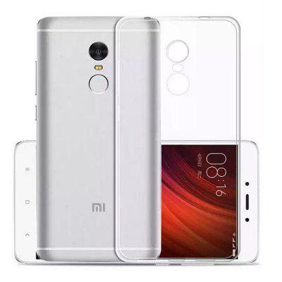 Ultra-Thin Soft TPU Back Case para Xiaomi Redmi Nota 4 VERSÃO GLOBAL