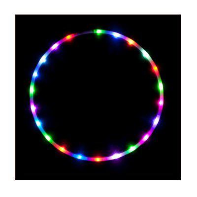 Ider King-Hula Hoop Brillante Flexible de Venta Caliente