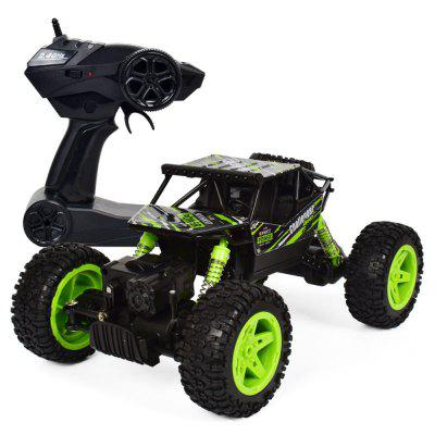 RC Car 4WD 2.4GHz RC Car Toys Rally climbing Car 4x4 Double Motors Bigfoot Car Remote Control Model Off-Road Vehicle