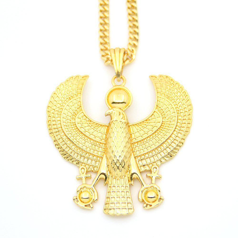 Collier tendance New Eagle Ailes