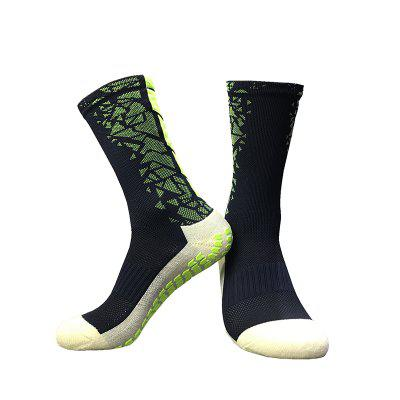 Long Tube Male Sports Anti-skid Football Socks