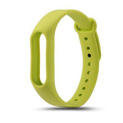 Colorful Silicone Wrist Strap Bracelet Replacement Watchband for Original Miband 2 Xiaomi Mi band 2 Wristbands