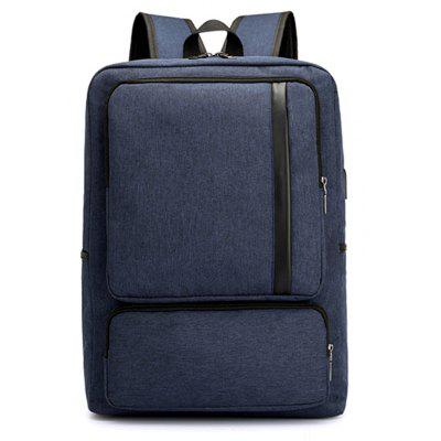 FLAMEHORSE Business Laptop Bag Casual Minimalist Men'S Backpack