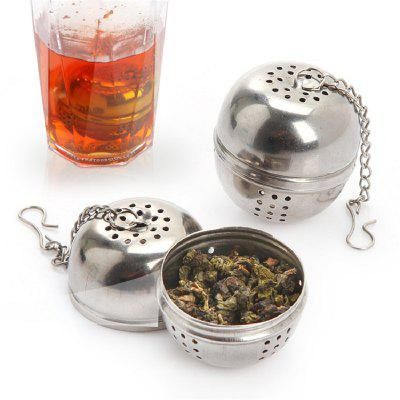 Stainless Steel Spice Jar Tea Filter