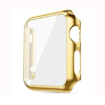 PC Clear Hard Snap On Case Cover Screen Protector For iWatch Series 2 38mmSmart Watch Accessories<br>PC Clear Hard Snap On Case Cover Screen Protector For iWatch Series 2 38mm<br><br>Material: Other<br>Package Contents: 1 x Watch Screen Protector Case with Bumper<br>Package size: 13.00 x 6.00 x 2.00 cm / 5.12 x 2.36 x 0.79 inches<br>Package weight: 0.0350 kg<br>Product weight: 0.0200 kg