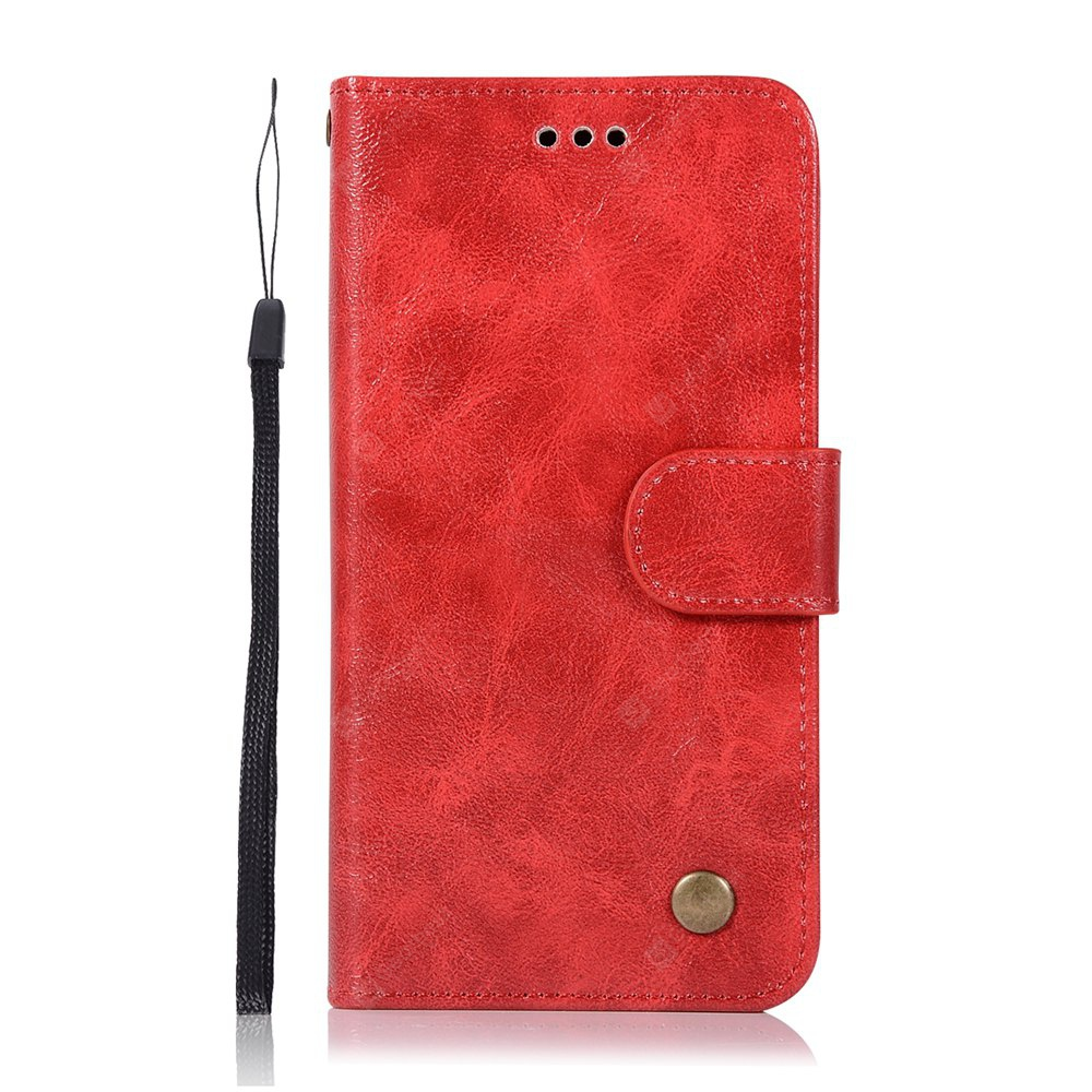 Upscale Retro Pattern Flip PU Leather Wallet Case for Xiaomi Redmi 4X