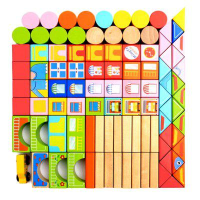 128 Blocks of Kindergarten Early Childhood EducationalBlock Toys<br>128 Blocks of Kindergarten Early Childhood Educational<br><br>Gender: Unisex<br>Package Contents: 1 x Lego kit<br>Package size: 22.00 x 22.00 x 19.00 cm / 8.66 x 8.66 x 7.48 inches<br>Package weight: 2.0400 kg<br>Suitable Age: Kid<br>Theme: Other<br>Type: Building