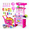 Light Effects House Kitchen Toy Suit - PINK