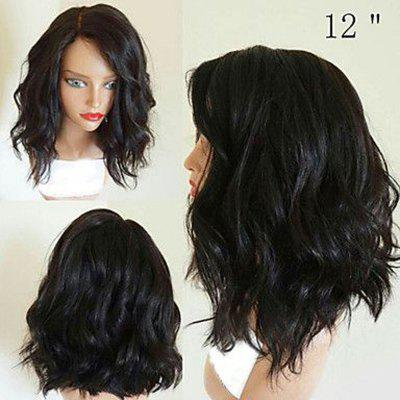 130% Short Bob Wigs Glueless Lace Front Wigs for Black Women new arrival wig brown color natural straight bob hair weave glueless short bob wigs synthetic lace front wigs for women