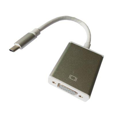 USB-C Type-C to VGA Adapter for MacBook