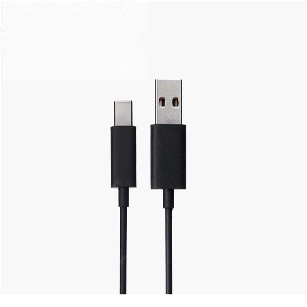 0.5M Type-C Charger Cable Durable Nylon Braided Fast Charging Cable to USB 2.0 for Google Pixel Honor 9 Nexus 6P 5X