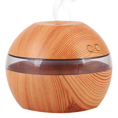 Подарочный пакет Aroma Therapy Art Naturals Cool Mist Wood Grain Led Light Aroma Diffuser