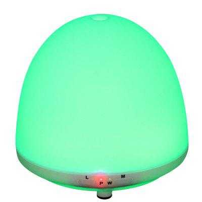 Pacchetto regalo 100ML Home Use Cool Mist Diffusore di luce ad ultrasuoni a Led