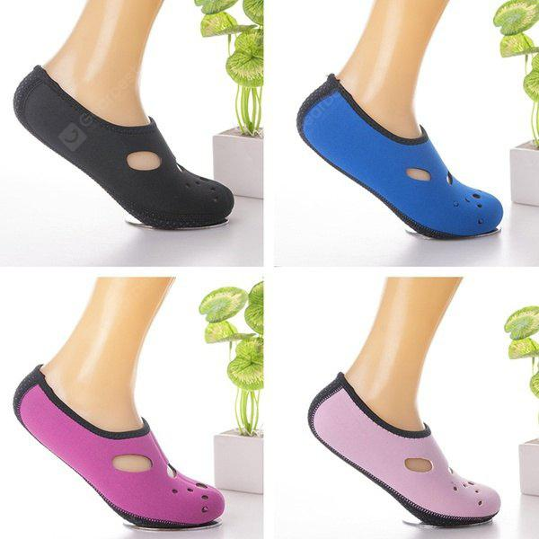 2017 new fashion Water Shoes Aqua Socks Exercise Pool Beach Dance Swimming Diving Slip Socks