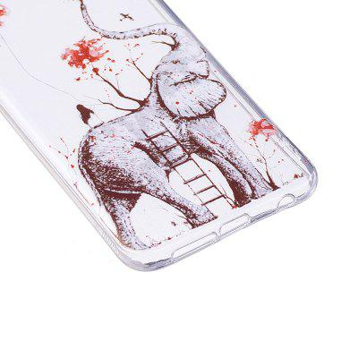 Elephant Pattern Soft TPU Clear Case for Huawei Honor 9Cases &amp; Leather<br>Elephant Pattern Soft TPU Clear Case for Huawei Honor 9<br><br>Compatible Model: Honor 9<br>Features: Back Cover<br>Mainly Compatible with: HUAWEI<br>Material: TPU<br>Package Contents: 1 x Phone Case<br>Package size (L x W x H): 20.00 x 15.00 x 1.00 cm / 7.87 x 5.91 x 0.39 inches<br>Package weight: 0.0190 kg<br>Style: Novelty, Transparent, Pattern