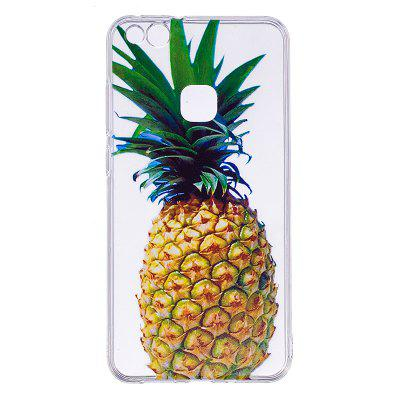 Pineapple Pattern Soft TPU Clear Case for Huawei P10 Lite