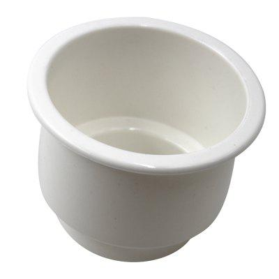 White Boat Plastic Cup Drink Can Holder Boat/Car Marine RV