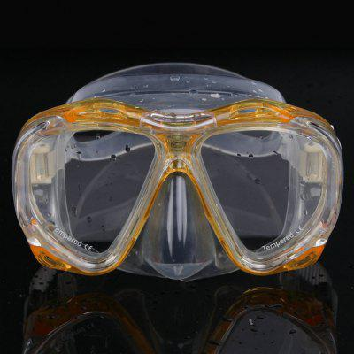 Quality Full Face Liquid Silicone Spearfishing Black Wen/women Snorkeling Equipment Scuba Diving Mask for 5 Color