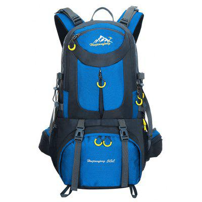 50L HuWaiJianFeng Hiking Camping Outdoor Sporting Backpack
