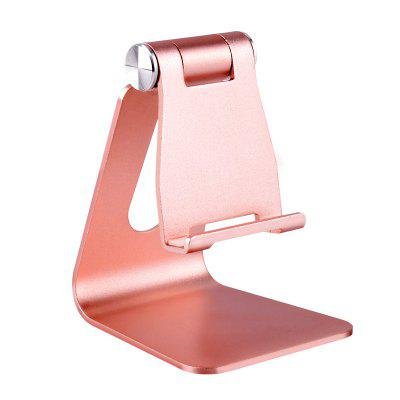 Rotating Aluminum Alloy Universal Tablet Desktop Holder Phone Bracket