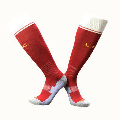 Football Sock Male Stockings Adult Children's Sports Socks Training Knee