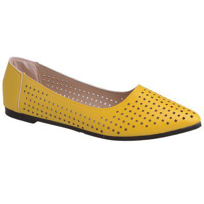 BS-516Flat Bottomed Mode Chaussures simples