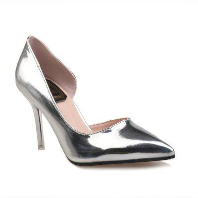 HH-S020 Shallowly Slender Heel High Heel Shoes
