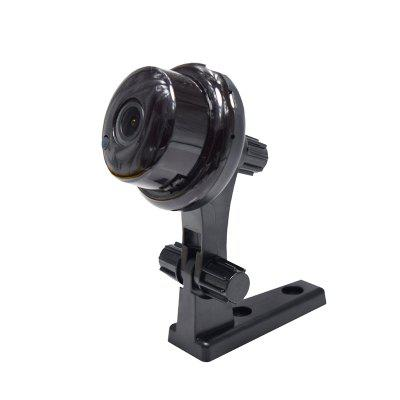 720P MINI IP Camera Wifi Two-Way Voice Slot Night Vision Home Security 3.6MM Lens 120 Degrees