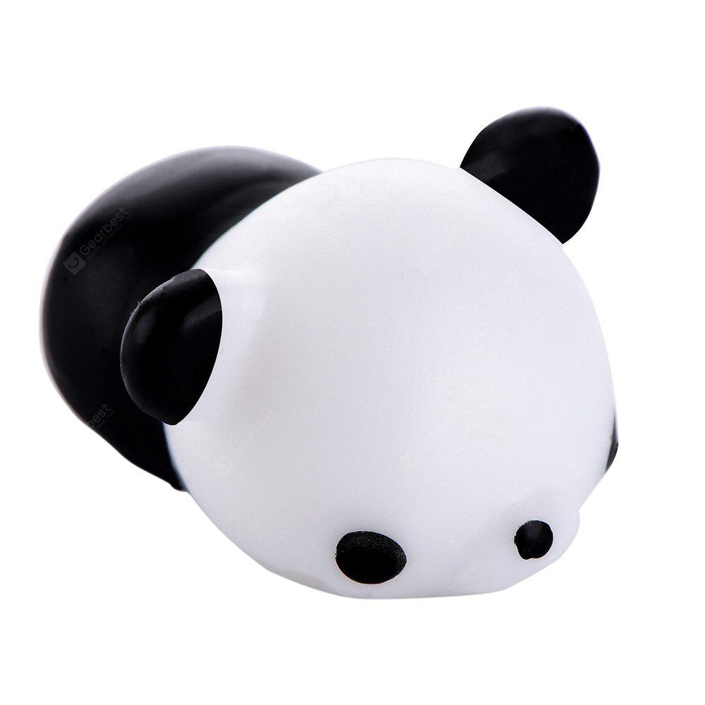 Buy Squishy Cat Mochi Antistress Toys Kawaii Stress Relief Cute Funny Animals Squeeze Entertainment Gadget Kid Novelty Gift BLACK